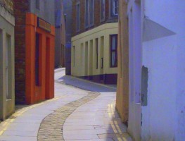 Main Street, Stromness, May2011